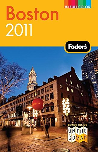 9781400004966: Fodor's Boston 2011 (Full-color Travel Guide)