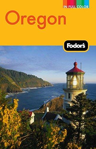 9781400005116: Fodor's Oregon (Full-color Travel Guide)