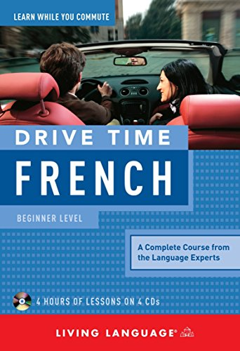 9781400006090: Drive Time French: Beginner Level