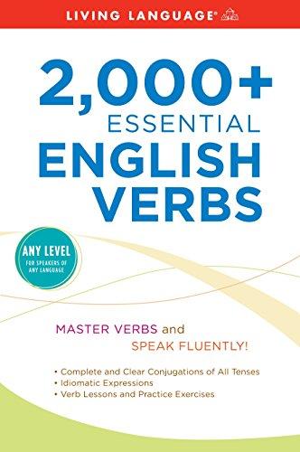 9781400006557: 2,000+ Essential English Verbs (ESL)