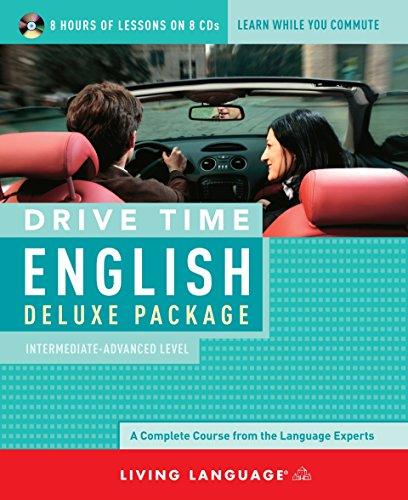 9781400006571: Drive Time English: Intermediate-Advanced Level