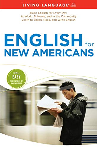 English For New Americans (Mixed media product): Living Language