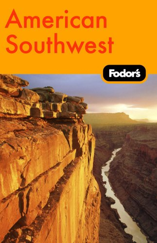 9781400007325: Fodor's American Southwest, 1st Edition (Travel Guide)