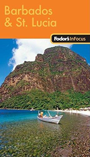 9781400007455: Fodor's In Focus Barbados & St. Lucia, 1st Edition