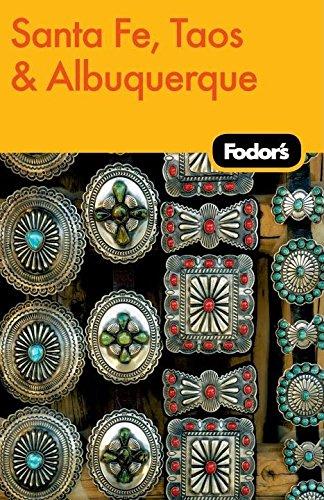 9781400008148: Fodor's Santa Fe, Taos & Albuquerque 2nd Edition (Fodors Travel Guides)