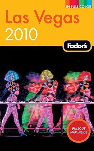 9781400008629: Fodor's Las Vegas 2010 (Full-color Travel Guide)