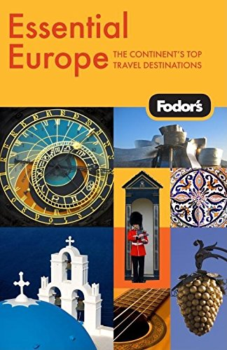 9781400008940: Fodor's Essential Europe, 1st Edition (Fodors Guides)