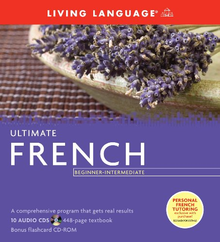 9781400009626: Ultimate French Beginner-Intermediate (Book and CD Set): Includes Comprehensive Coursebook, 10 Audio CDs, and CD-ROM with Flashcards (Ultimate Beginner-Intermediate)