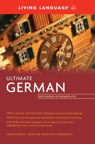 9781400009657: Ultimate German Beginner-Intermediate (BK)