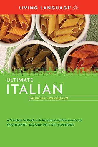 9781400009671: Ultimate Italian Beginner-Intermediate (Coursebook) (Ultimate Beginner-Intermediate)