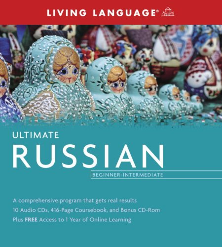 9781400009688: Ultimate Russian Beginner-Intermediate (Pkg)