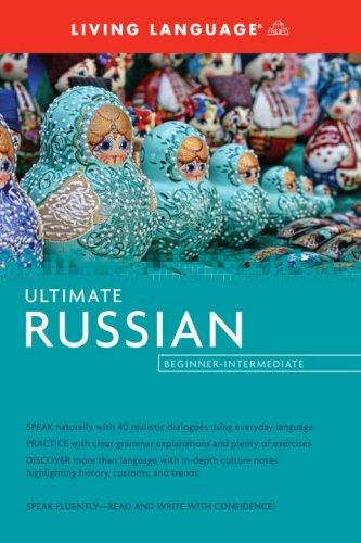 9781400009695: Ultimate Russian Beginner-Intermediate (BK)