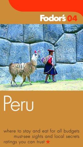 9781400012831: Fodor's Peru, 1st Edition (Travel Guide)