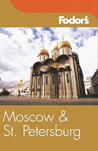 9781400013692: Moscow and St.Petersburg (Gold Guides)
