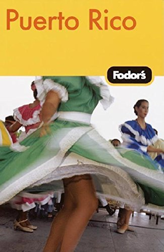 9781400014279: Fodor's Puerto Rico, 3rd Edition (Travel Guide)