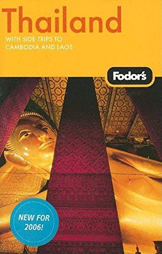 9781400014781: Fodor's Thailand, 9th Edition (Travel Guide)