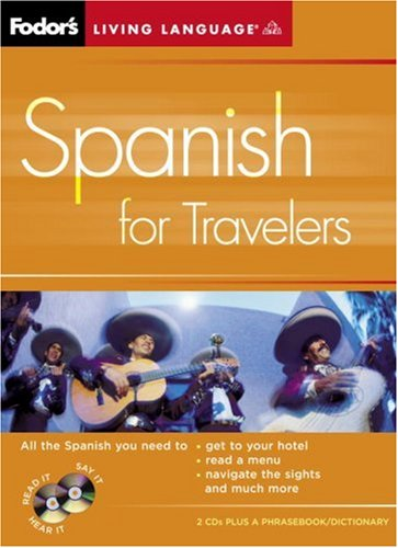 9781400014934: Fodor's Spanish for Travelers (CD Package) (English and Spanish Edition)