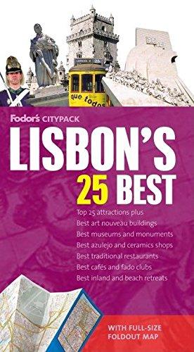 9781400015221: Fodor's Citypack Lisbon's 25 Best, 2nd Edition (Full-Color Travel Guide)