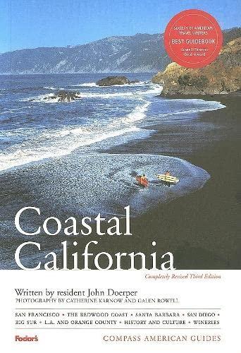 Coastal California: Fodor's, Doerper, John