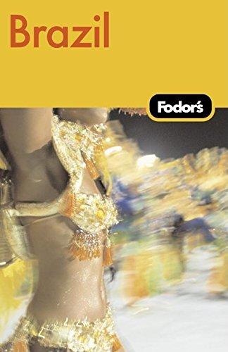Fodor's Brazil, 4th Edition (Travel Guide)