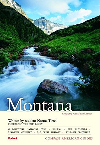 Full Color Travel Guide Montana by Norma Tirrell 2006 Paperback