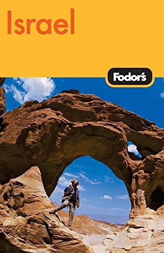9781400016686: Fodor's Israel, 6th Edition (Travel Guide)