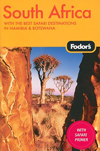 9781400017997: Fodor's South Africa, 4th Edition: With the Best Safari Destinations in Namibia & Botswana (Travel Guide)