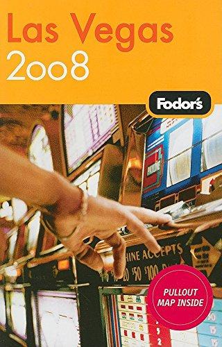 9781400018147: Fodor's Las Vegas 2008 (Travel Guide)