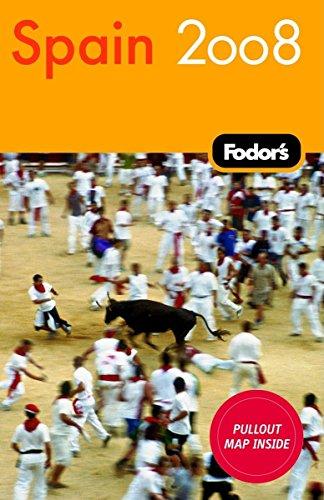 Fodor's Spain 2008 (Travel Guide): Fodor's