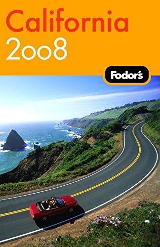9781400018970: Fodor's California 2008 (Travel Guide)