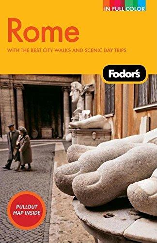 Fodor's Rome, 7th Edition (Full-color Travel Guide): Fodor's