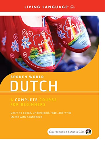 Dutch: A Complete Course for Beginners [With Coursebook] (Compact Disc)