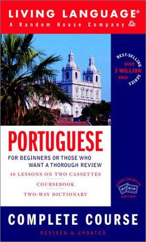 9781400020225: Portuguese Complete Course: Basic-Intermediate (Complete Basic Courses)