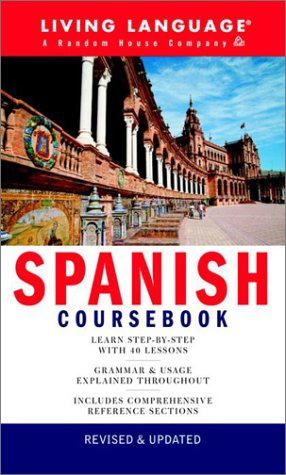 9781400020324: Spanish Coursebook: Basic-Intermediate (LL(R) Complete Basic Courses)