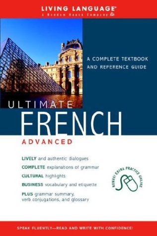 9781400020553: Ultimate French Advanced (Coursebook) (Ultimate Advanced)