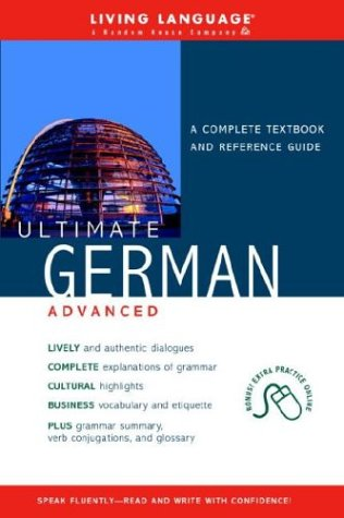 9781400020584: Ultimate German Advanced (Coursebook) (Ultimate Advanced)
