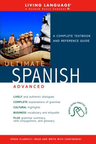 9781400020737: Ultimate Spanish Advanced