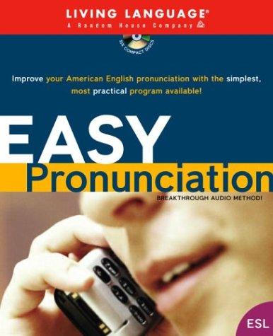 9781400020898: Easy Pronunciation (ESL)