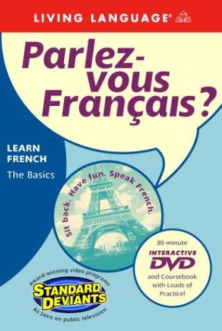 9781400020935: Parlez-vous Francais: Learn French: The Basics (Standard Deviants)