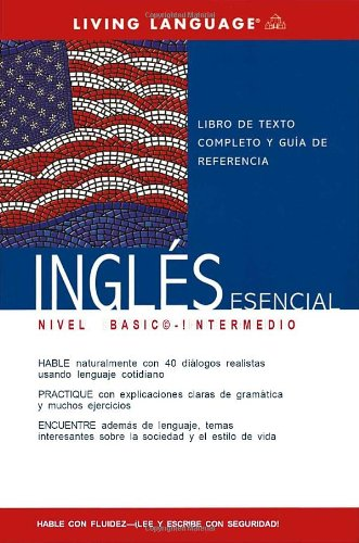 9781400021086: Ingles Esencial Nivel Basico-Intermedio (Ultimate Beginner-Intermediate)