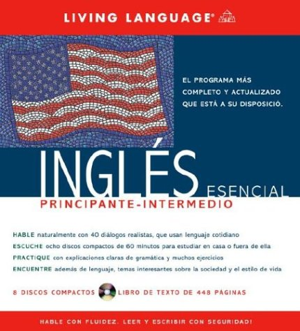 9781400021093: Ultimate Ingles Basic: Intermediate Course (Ultimate Course)