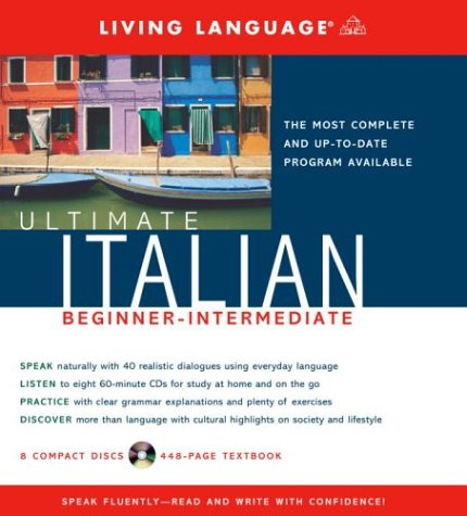 9781400021116: Ultimate Italian Beginner-Intermediate (CD/Book) (Ultimate Beginner-Intermediate)