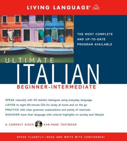 9781400021116: Ultimate Italian Beginner-Intermediate (CD/Book) (Ultimate Beginner-Intermediate)