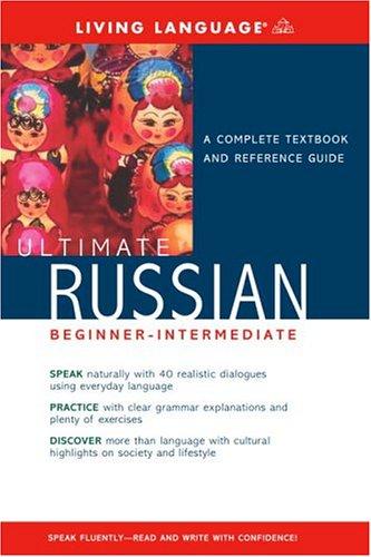 9781400021161: Ultimate Russian Beginner-Intermediate