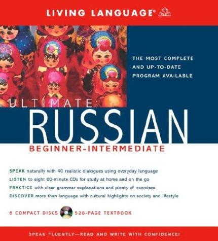 9781400021178: Ultimate Russian Beginner-Intermediate (CD/Book)
