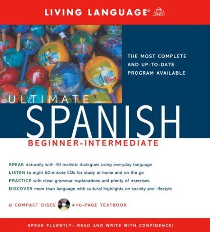 Ultimate Spanish Beginner-Intermediate (CD/Book) (Ultimate Beginner-Intermediate)