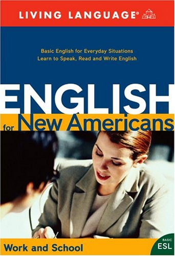 9781400021208: English for New Americans: Work and School (ESL)