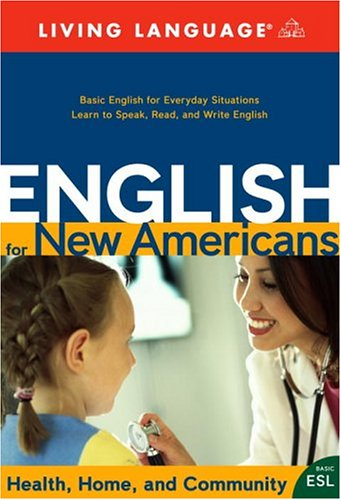 9781400021215: English for New Americans: Health, Home, and Community (ESL)