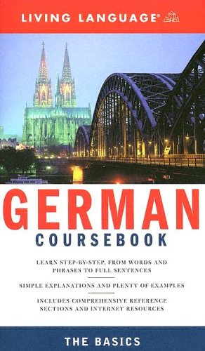 9781400021376: Complete German: The Basics (Book) (Complete Basic Courses)