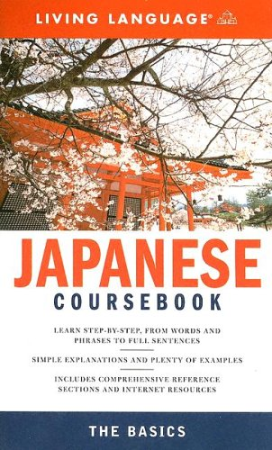 Japanese Complete Course Coursebook (Living Language Complete